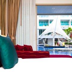 Отель The Kee Resort & Spa 4* Номер Делюкс с различными типами кроватей фото 5
