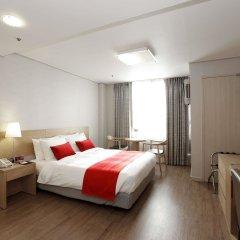 Отель Ramada by Wyndham Seoul Dongdaemun 3* Стандартный номер с различными типами кроватей