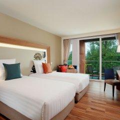 Отель Novotel Phuket Kamala Beach 4* Улучшенный номер с разными типами кроватей