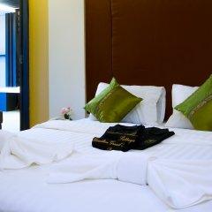 Отель Hamilton Grand Residence 3* Люкс с различными типами кроватей