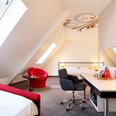 Отель Park Inn by Radisson Brussels Midi 3* Полулюкс с различными типами кроватей
