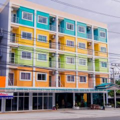 Отель Phaithong Sotel Resort экстерьер фото 6