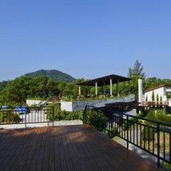 Отель The Touch Green Naiyang терраса/патио фото 5