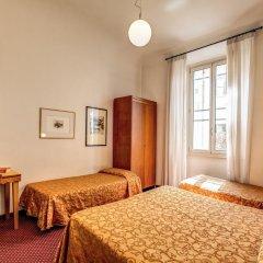 Hotel Nuova Italia 2* Стандартный номер с различными типами кроватей фото 2
