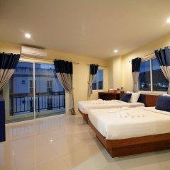 Calypso Patong Hotel 3* Стандартный номер с различными типами кроватей фото 3