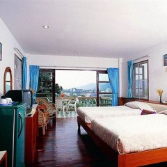 Royal Crown Hotel & Palm Spa Resort 3* Бунгало Делюкс разные типы кроватей фото 2