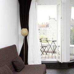 Almodovar Hotel Biohotel Berlin 4* Люкс с различными типами кроватей фото 5
