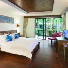 Отель Khaolak Bay Front Resort 3* Номер Делюкс с различными типами кроватей