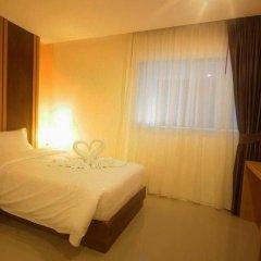 Отель Breezotel Номер категории Эконом с различными типами кроватей