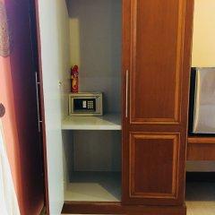 Отель Kantiang Oasis Resort & Spa 3* Номер Делюкс с различными типами кроватей