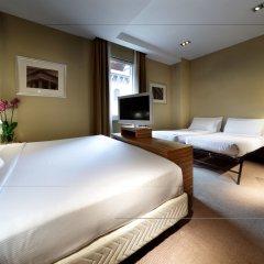 Eurostars Hotel Saint John 4* Стандартный номер с различными типами кроватей фото 13