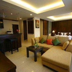 Отель Coconut Village Resort 4* Полулюкс с различными типами кроватей фото 2