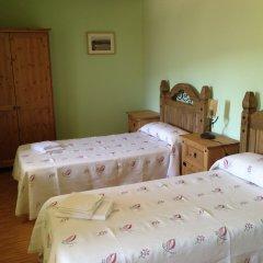 Отель Casa Salarzón 3* Коттедж с различными типами кроватей