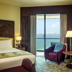 Отель Sofitel Dubai Jumeirah Beach 5* Президентский люкс с различными типами кроватей фото 2