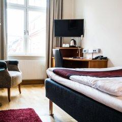 Отель Scandic Klara 4* Номер категории Эконом с различными типами кроватей