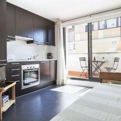 Апартаменты Inside Barcelona Apartments Esparteria Студия с различными типами кроватей
