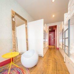 Отель Generator Barcelona Кровать в общем номере