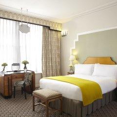 Отель Claridge's 5* Улучшенный номер с различными типами кроватей фото 9