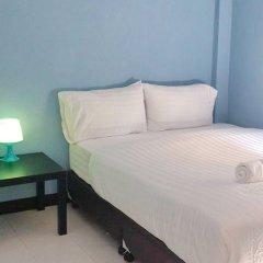 Отель The Mix Bangkok - Phrom Phong 3* Стандартный номер с различными типами кроватей