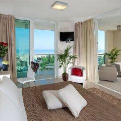 Отель Mercure Rimini Artis комната для гостей фото 3