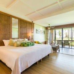 Отель Katathani Phuket Beach Resort 5* Люкс с различными типами кроватей