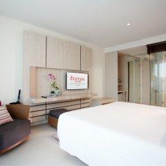 Отель Splash Beach Resort 5* Улучшенный номер с различными типами кроватей фото 3