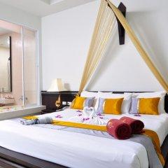 Отель Baan Karonburi Resort 4* Номер Делюкс разные типы кроватей фото 2