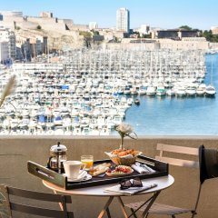 Grand Hotel Beauvau Marseille Vieux Port MGallery by Sofitel балкон
