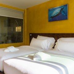 Отель Coriacea Boutique Resort 4* Номер Делюкс с 2 отдельными кроватями