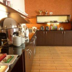 GHOTEL hotel & living München-Nymphenburg место для завтрака