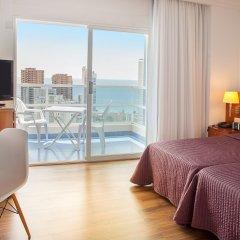 Hotel RH Victoria Benidorm 4* Стандартный номер с различными типами кроватей