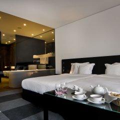 Graffit Gallery Design Hotel 5* Улучшенный номер с разными типами кроватей