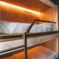 Гостиница Say Wow Кровать в женском общем номере с двухъярусной кроватью