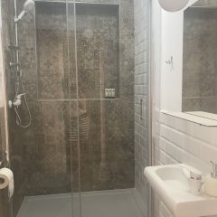 Отель Penguin Rooms Lodz ванная