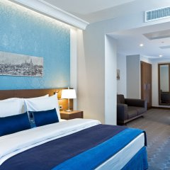 Radisson Blu Hotel, Kyiv Podil 4* Номер Бизнес с различными типами кроватей