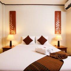 Отель Eden Bungalow Resort 3* Улучшенное бунгало с различными типами кроватей