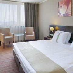 Отель Holiday Inn Bratislava 4* Стандартный номер с различными типами кроватей