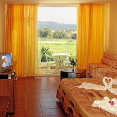 Отель Plamena Palace 4* Стандартный номер с различными типами кроватей фото 5