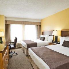 Отель Days Inn by Wyndham Washington DC/Connecticut Avenue 2* Стандартный номер с 2 отдельными кроватями