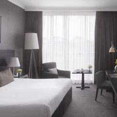 Radisson Blu Hotel, Glasgow 4* Улучшенный номер с двуспальной кроватью