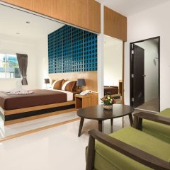 M.U.DEN Patong Phuket Hotel комната для гостей фото 11
