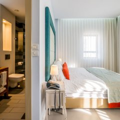 Bat Galim Boutique Hotel 4* Улучшенный номер