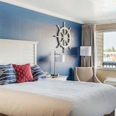 Отель Capt. Thomson's Resort 3* Стандартный номер с различными типами кроватей фото 2