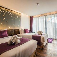 Отель The Beach Heights Resort 4* Номер Делюкс с различными типами кроватей