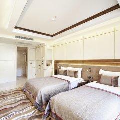 Grand Hotel de Pera 4* Улучшенный номер с различными типами кроватей