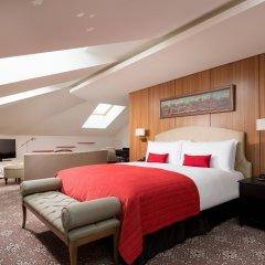 Lotte Hotel St. Petersburg 5* Люкс Heavenly с двуспальной кроватью фото 9