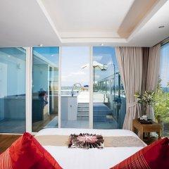 Отель Splash Beach Resort 5* Люкс с различными типами кроватей