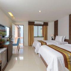 Отель Naina Resort & Spa 4* Улучшенный номер с различными типами кроватей фото 2