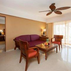 Отель Occidental Caribe - All Inclusive 3* Люкс Премиум с различными типами кроватей