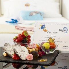 Hotel Melia Milano 5* Президентский люкс